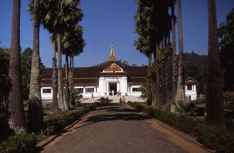 Luang Prabang palazzo reale