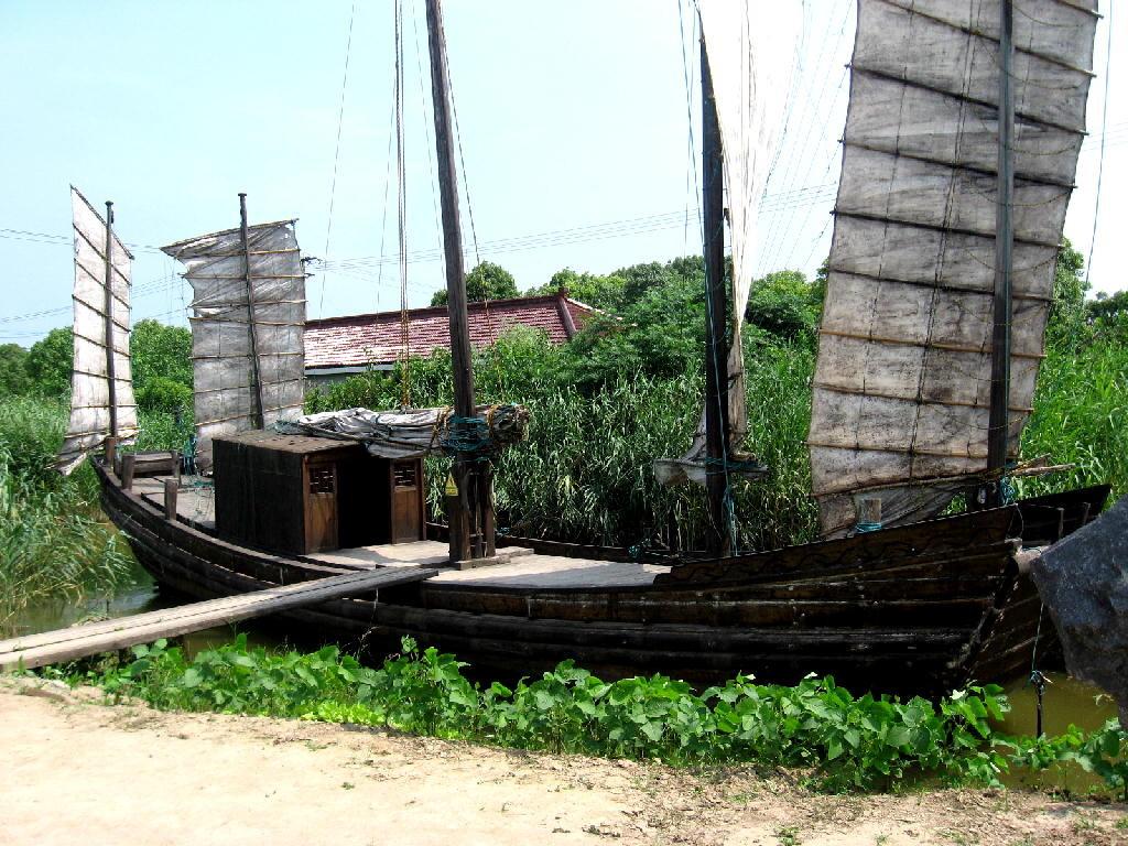 barca in uso nei tempi passati