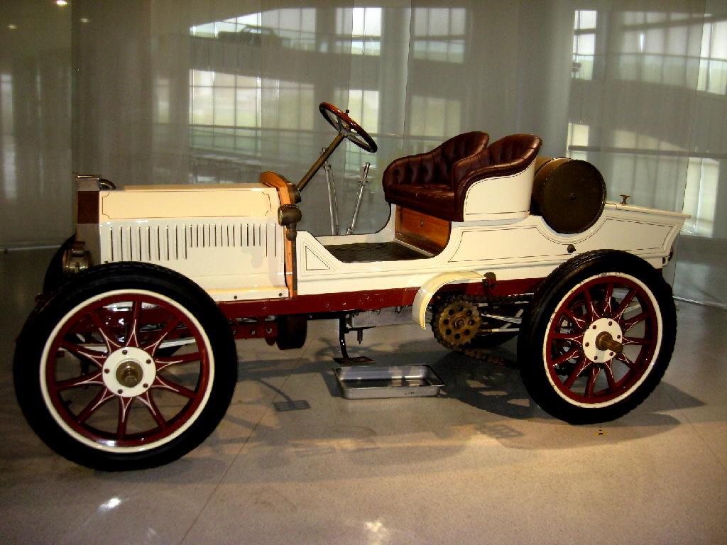 Peugeot 1902 tipo 39 - fianco