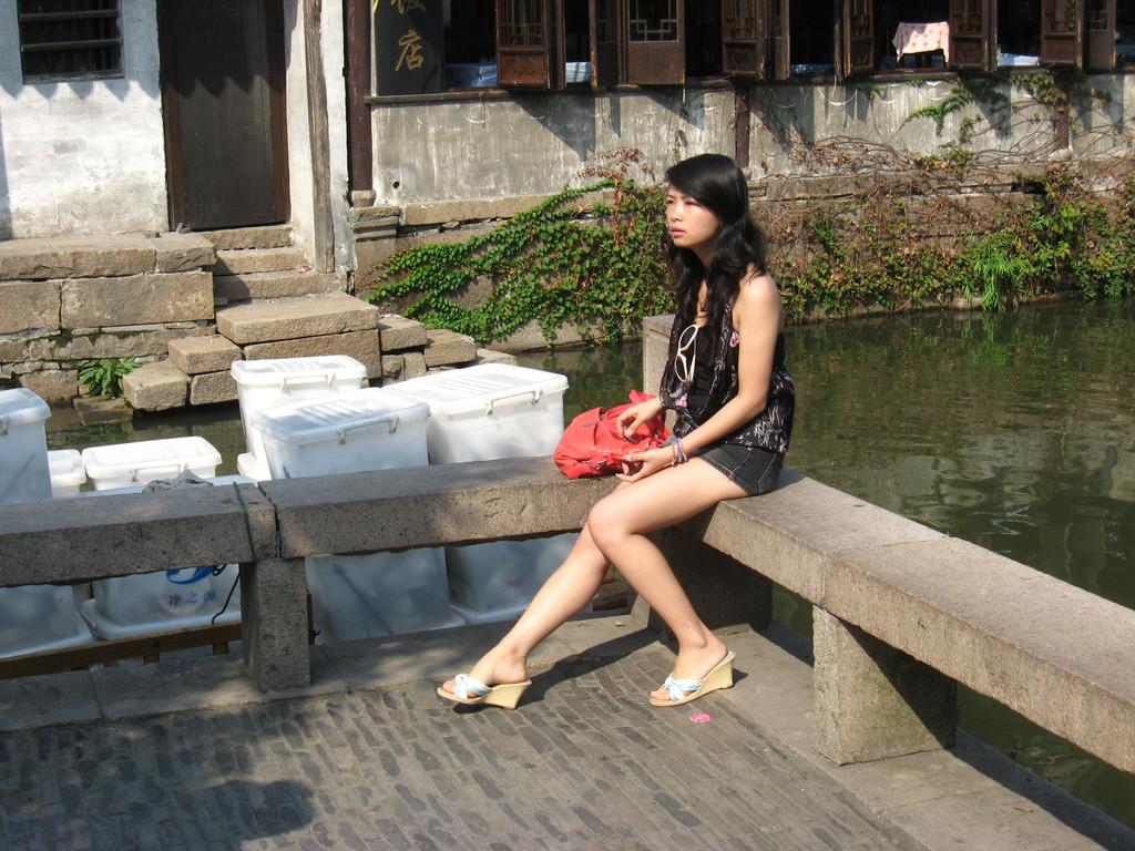 Zhouzhuang - bellezza locale