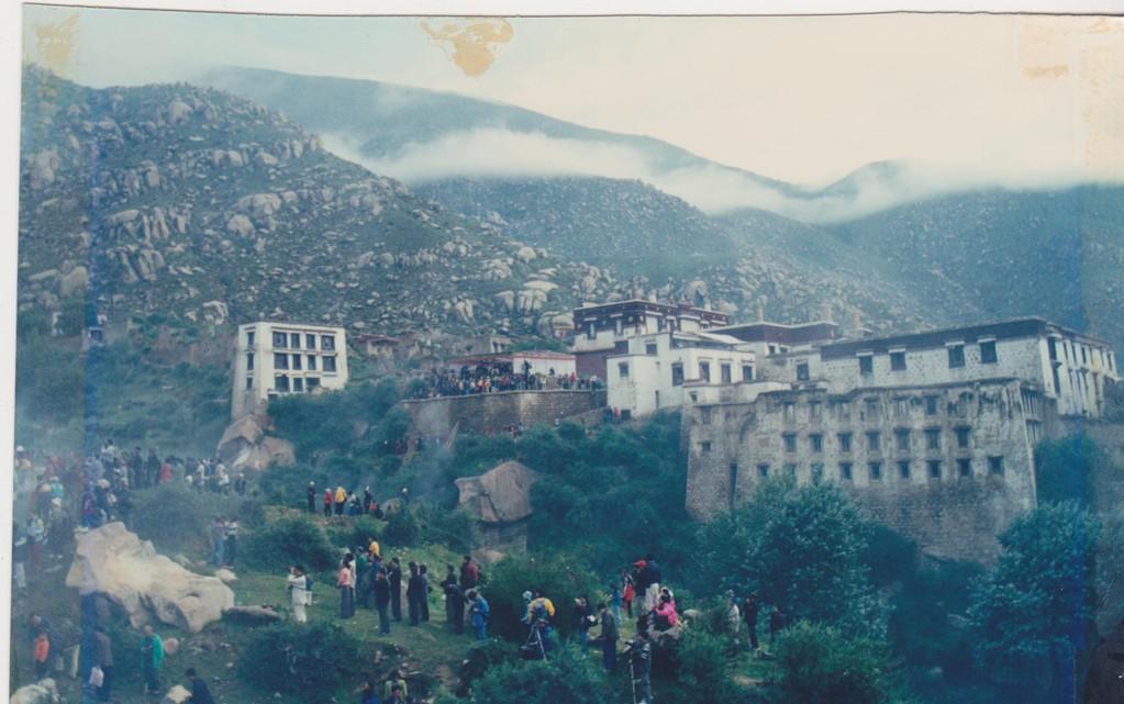 Lhasa - monastero Drepung