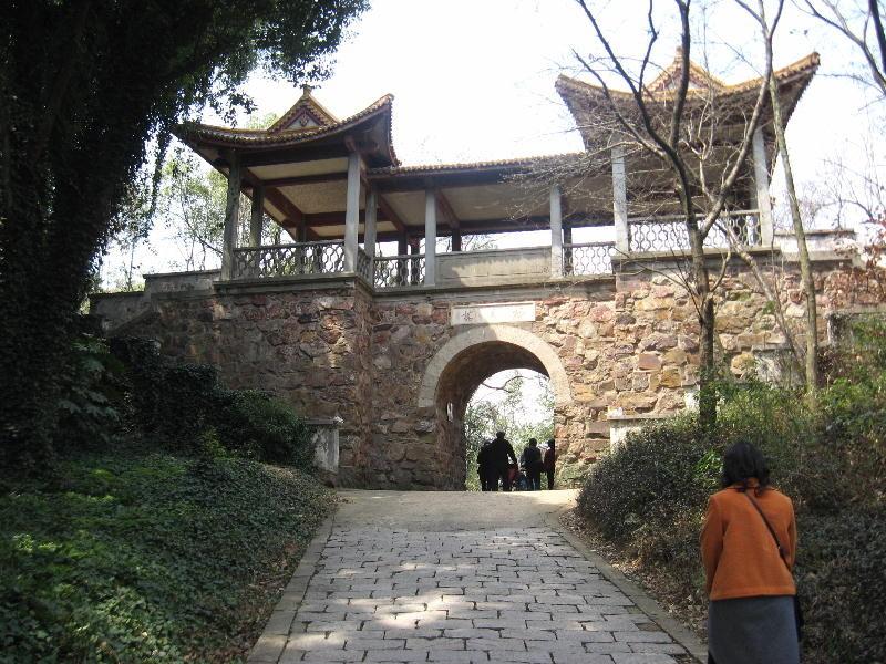 wuxi porta ingresso parco