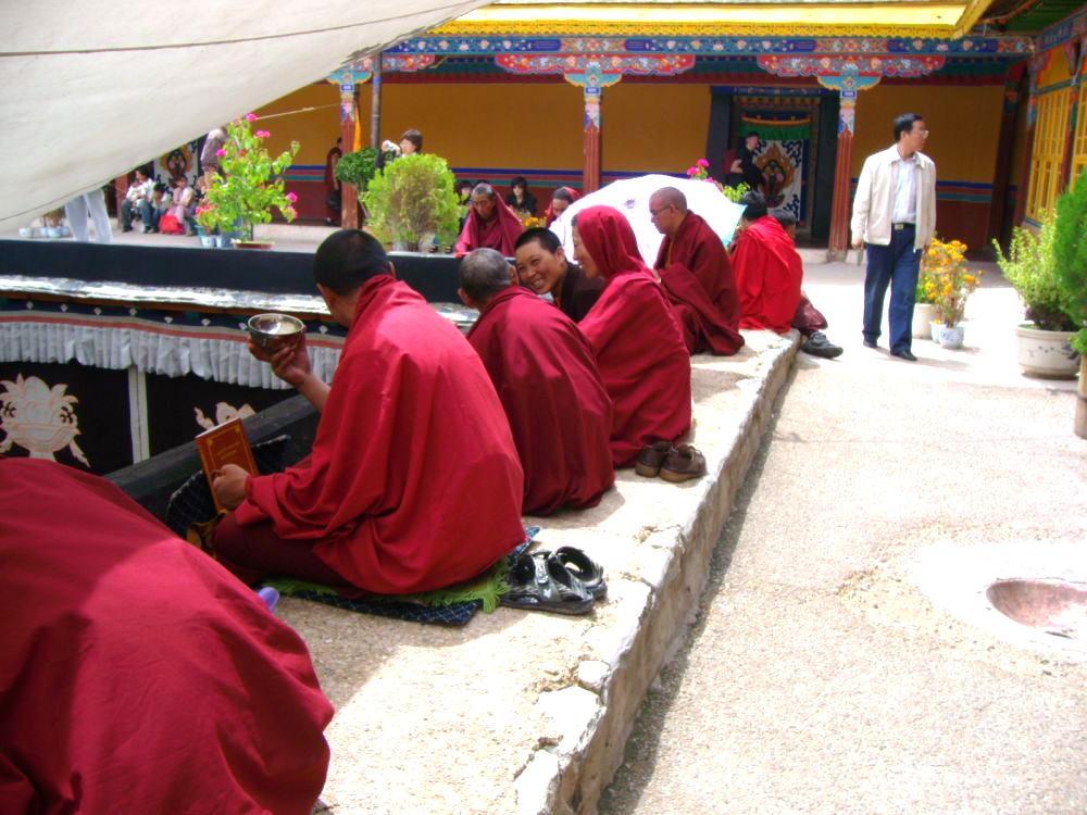 monaci lamaisti