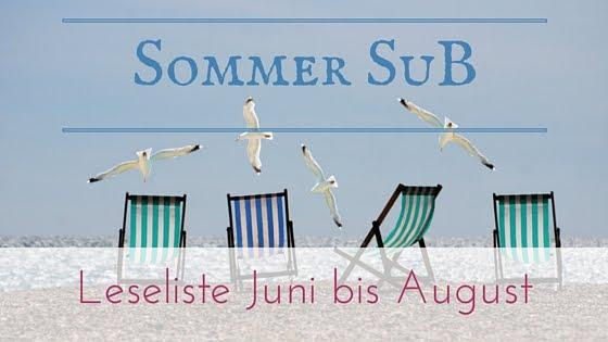 [Leselisten] Mein Sommer-SuB
