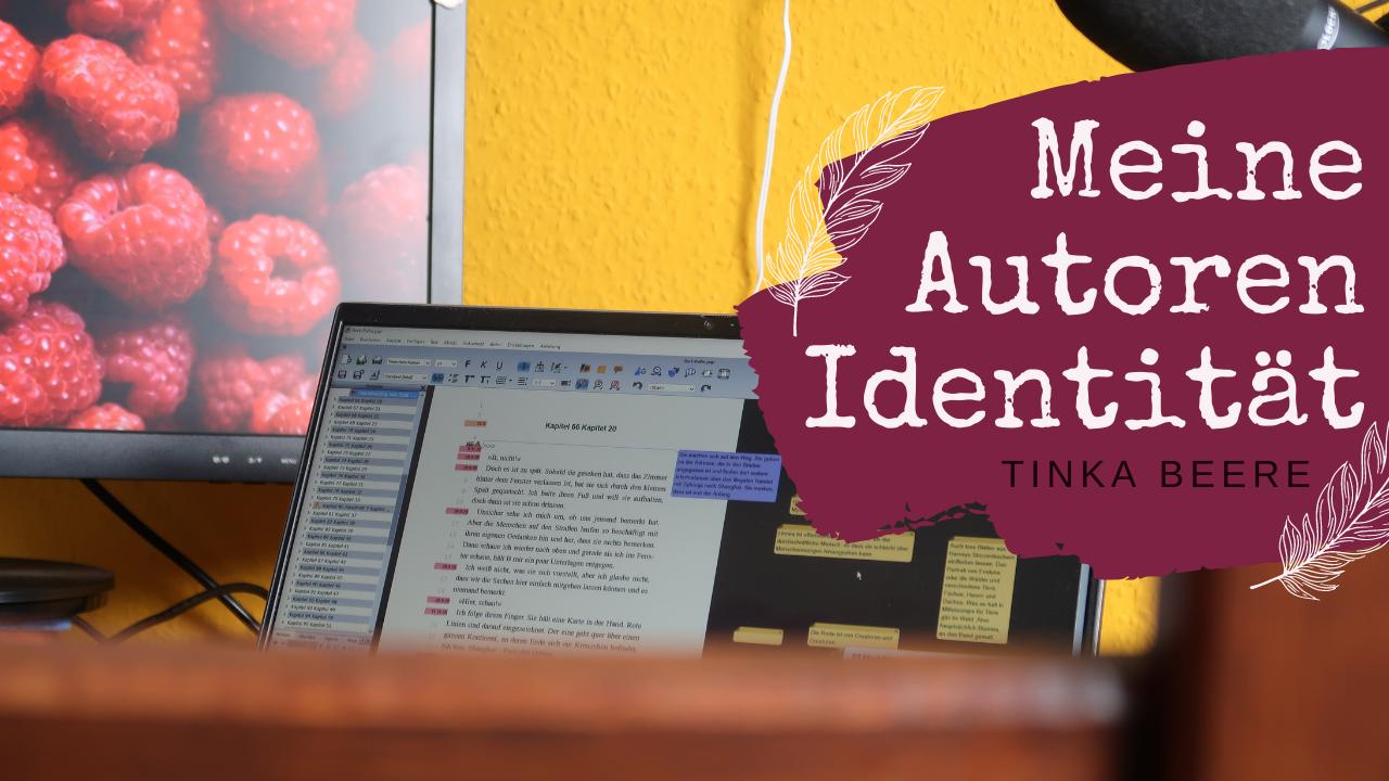 [Video] Überarbeitung meiner Autorenidentität