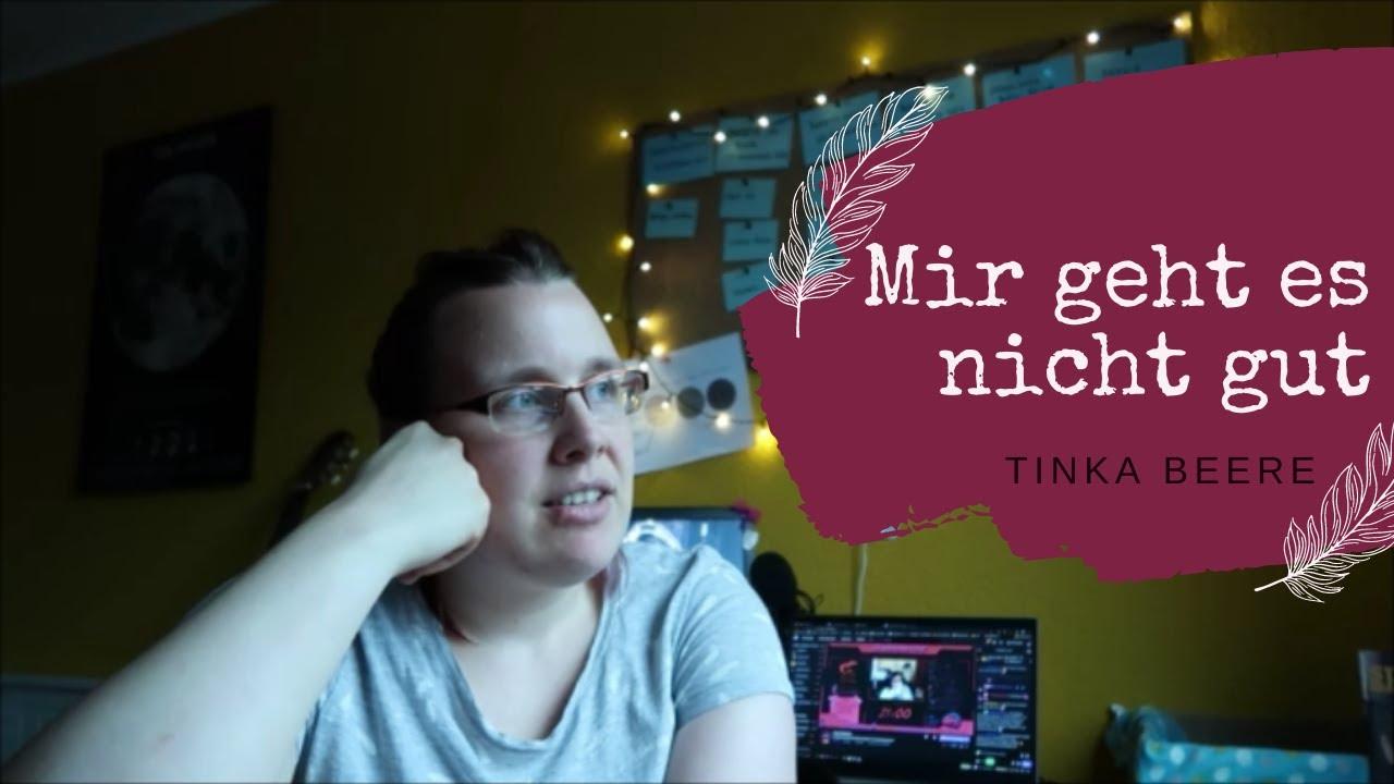 [Video] Vlog 121 #autorinnenleben | Mir geht es nicht gut mit dem ganzen Autorenkram