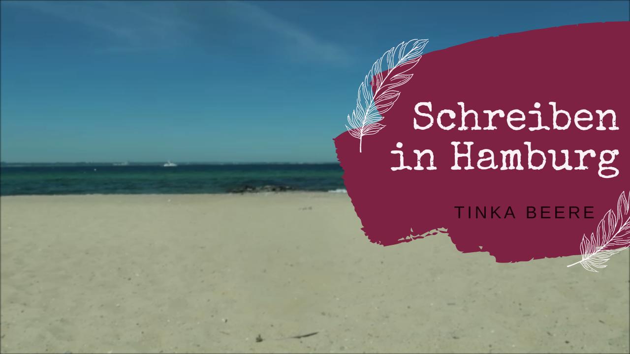 [Video] Vlog 120 #autorinnenleben | Schreiben in Hamburg