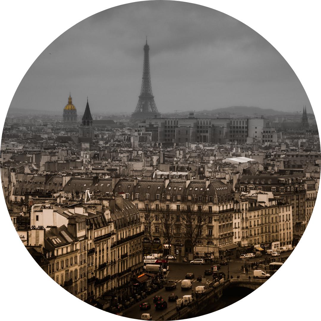 [Die Welt] Lutetia: eine Stadt in der Zukunft