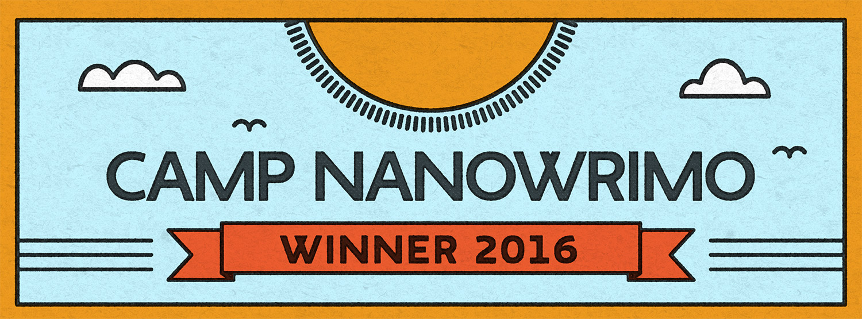 Juli Camp NaNo 2016   Tag 18-21