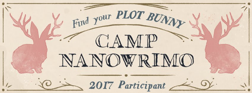 [April Camp NaNoWriMo 2017] Update #1