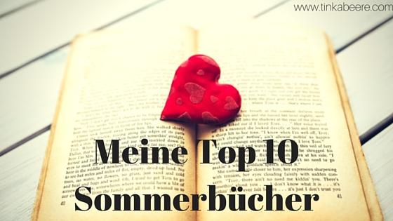[Tag] Meine Top 10: Sommerbücher