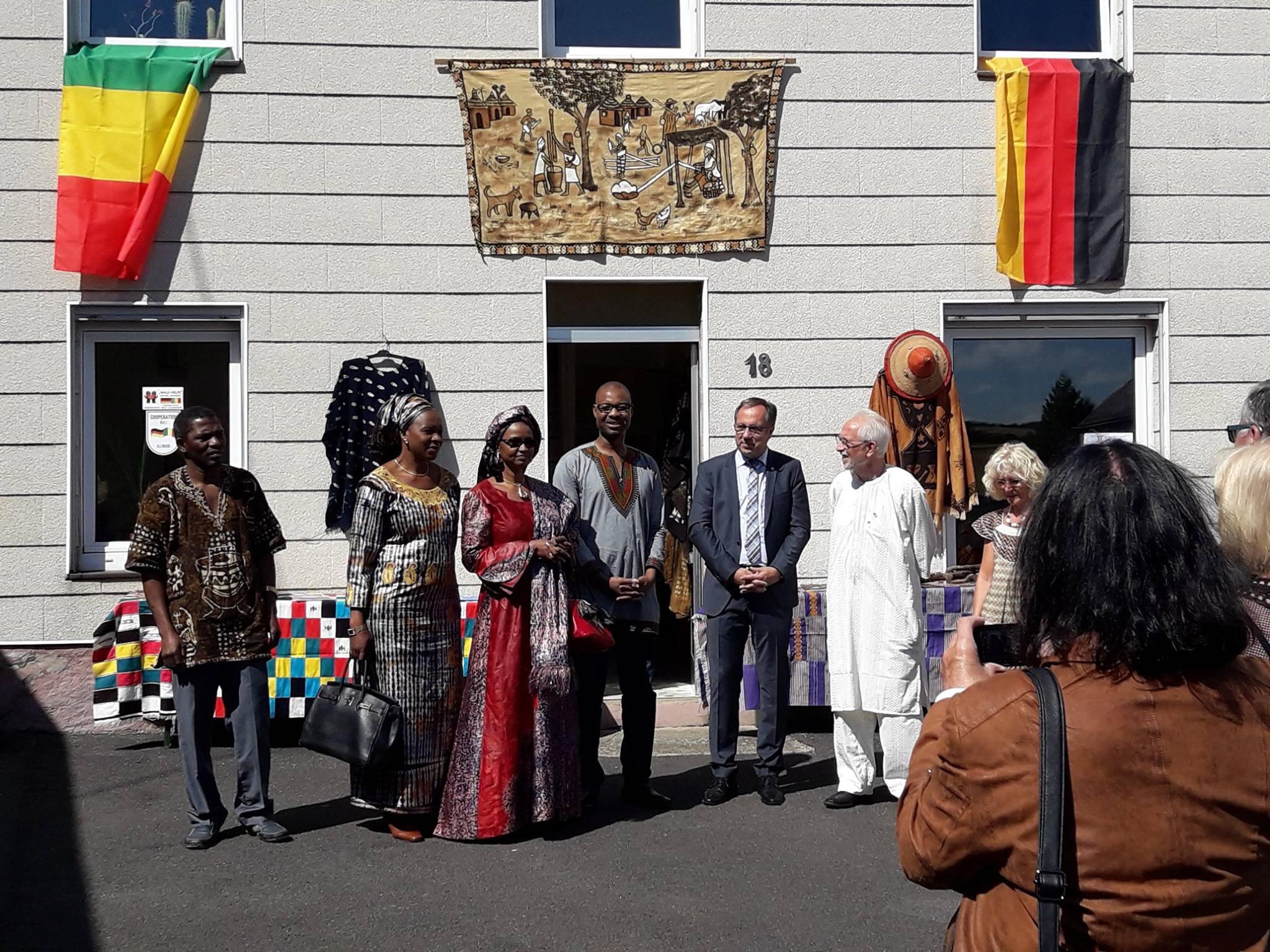 Mali-Haus außen