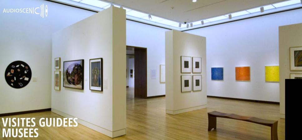 Visites guidées musées
