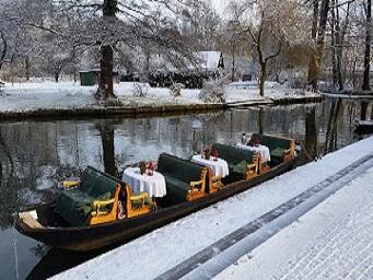 Spreewald im Winter erleben