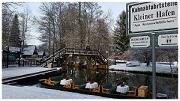 Übersicht der Winterfahrten wie Glühweinfahrten am kleinen Hafen in Lübbenau Spreewald
