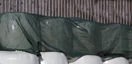 Agro-Widmer Stalleinrichtungen und Silos - Siloballenschutznetz