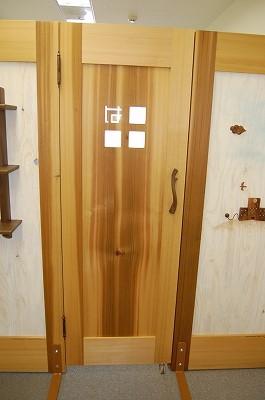 店舗用ドア