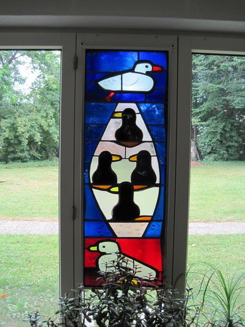 """Haus 6: """"Enten"""" von Charles Hindenlang"""
