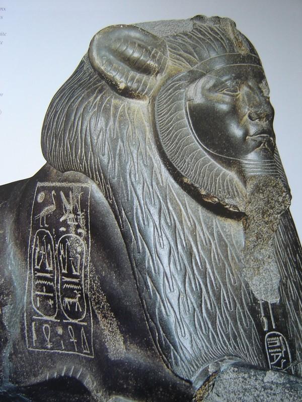 Sphinx d'Amenemhat III