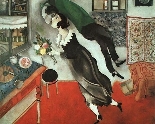 l'anniversaire de marc chagall