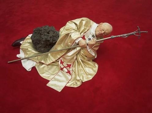 la nona ora pape météorite