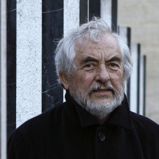 Biographie de l 39 artiste daniel buren peintre et architecte for Biographie artiste peintre