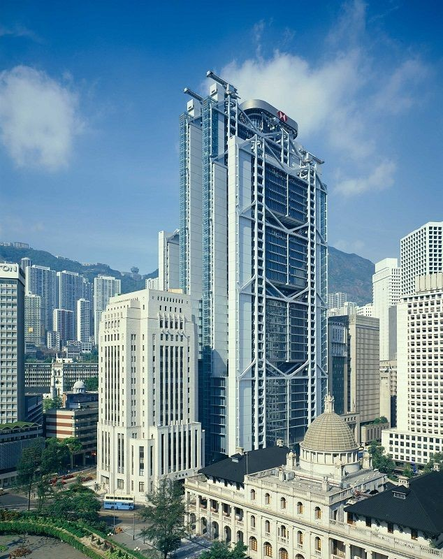 HSBC Main Building (Hong Kong)