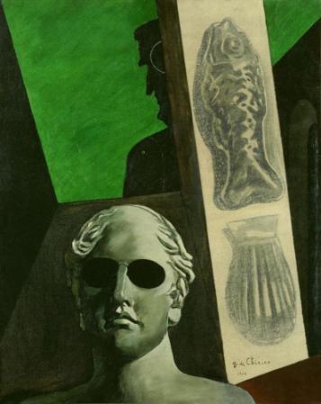 Portrait prémonitoire de Guillaume Apollinaire (1914)