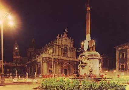 Duomo Catania (Sicilia)