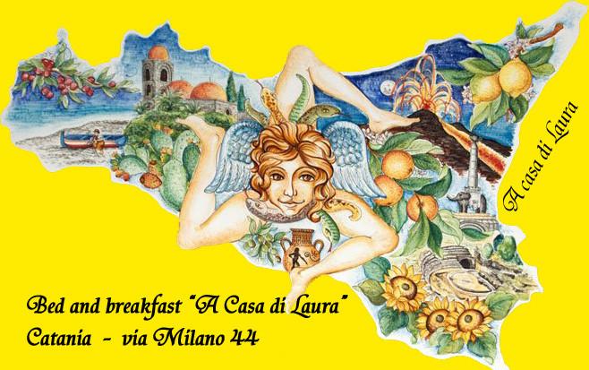 Sicilia Trinacria - B&B acasadilaura.it