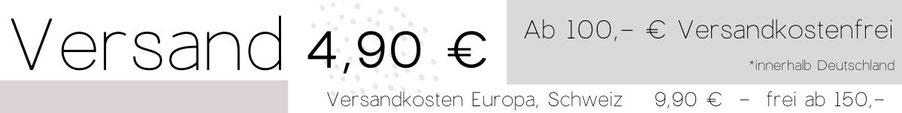 Grafik zu Versandkostenfrei ab 50 Euro bei Cathy Thica