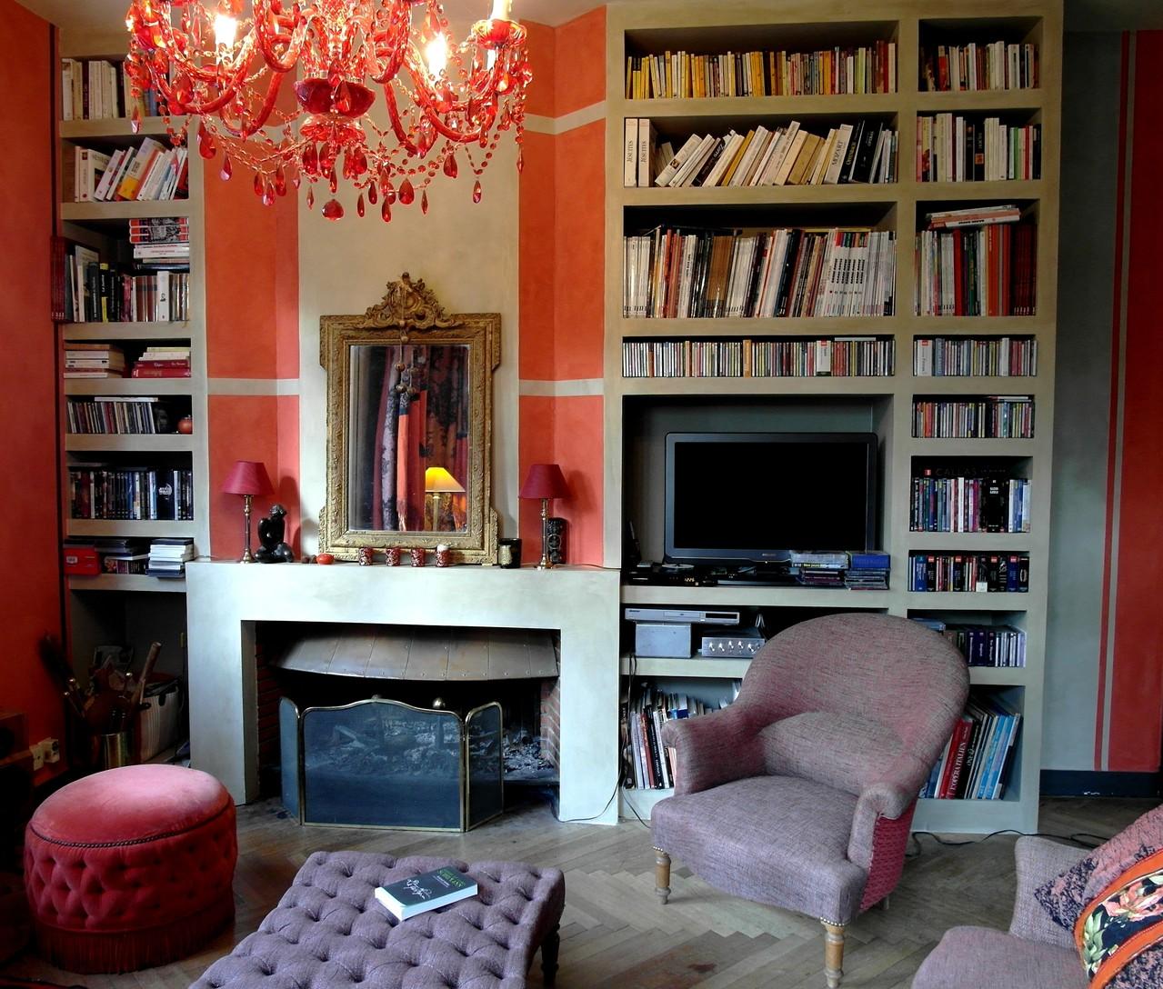maison 50 herve cluson d corateur architecte decoration createur chaux fresque staff. Black Bedroom Furniture Sets. Home Design Ideas