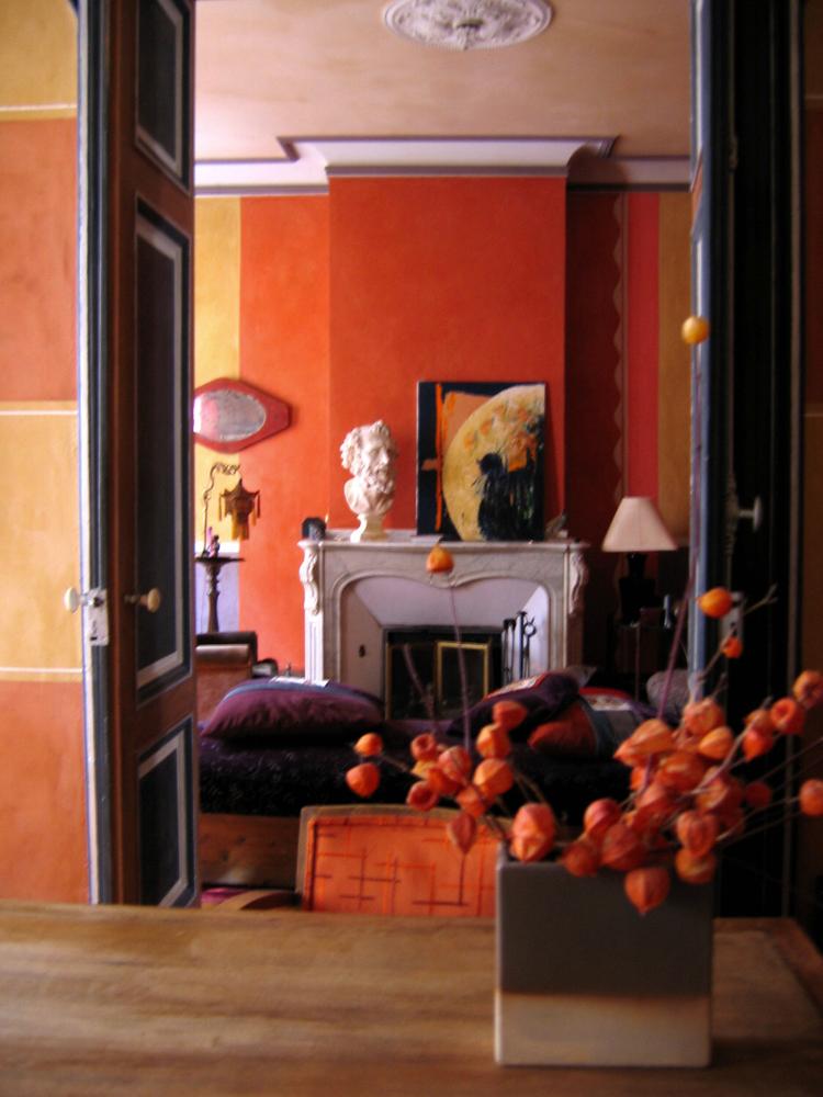 salon chemin e. Black Bedroom Furniture Sets. Home Design Ideas