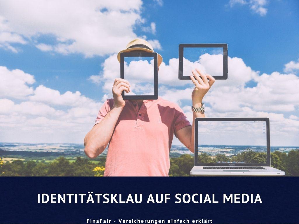 Identitätsklau auf Facebook