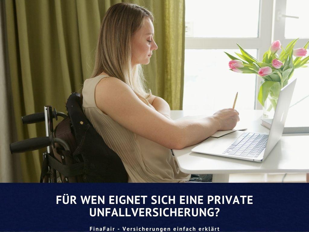 Invalidität durch Unfall: Für wen eignet sich eine private Unfallversicherung? Leitfaden zur Unfallversicherung (Teil 2)