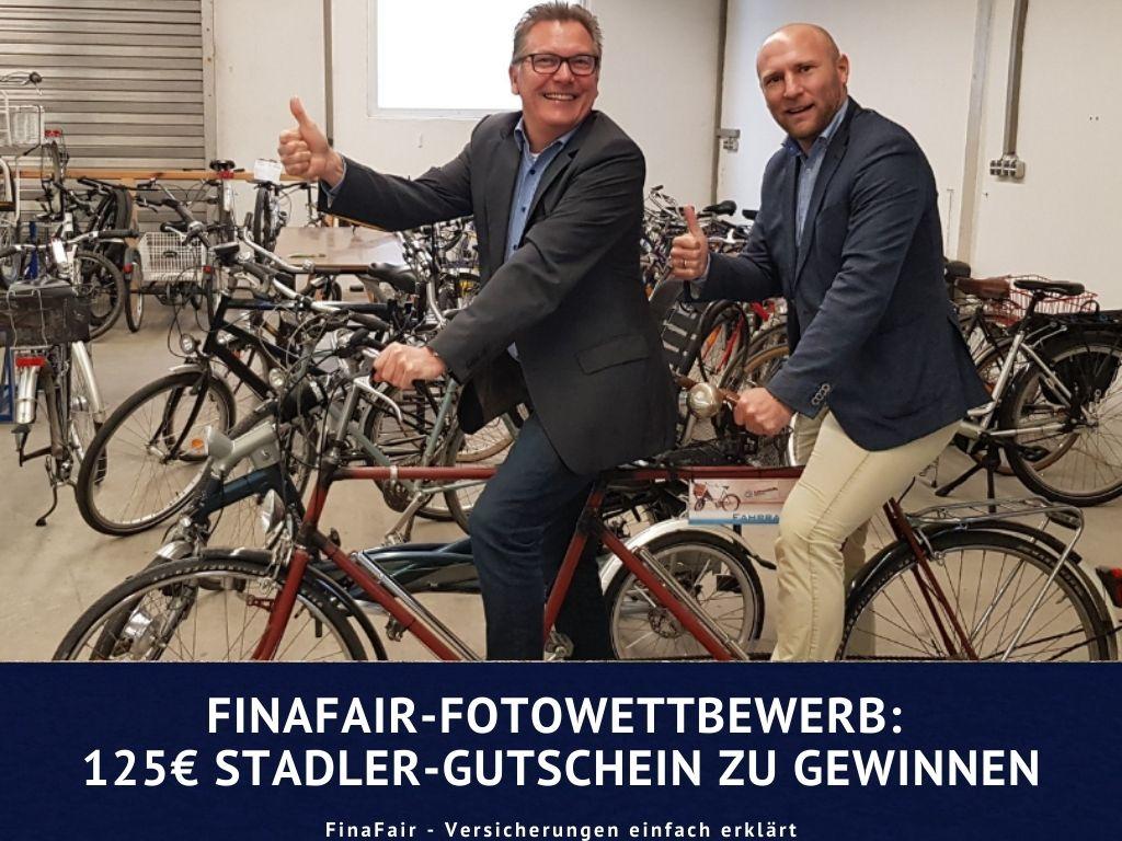 Fotowettbewerb Fahrrad