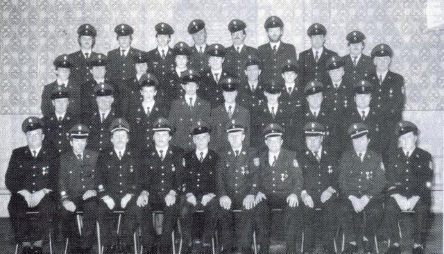 Mannschaft im Jahre 1983