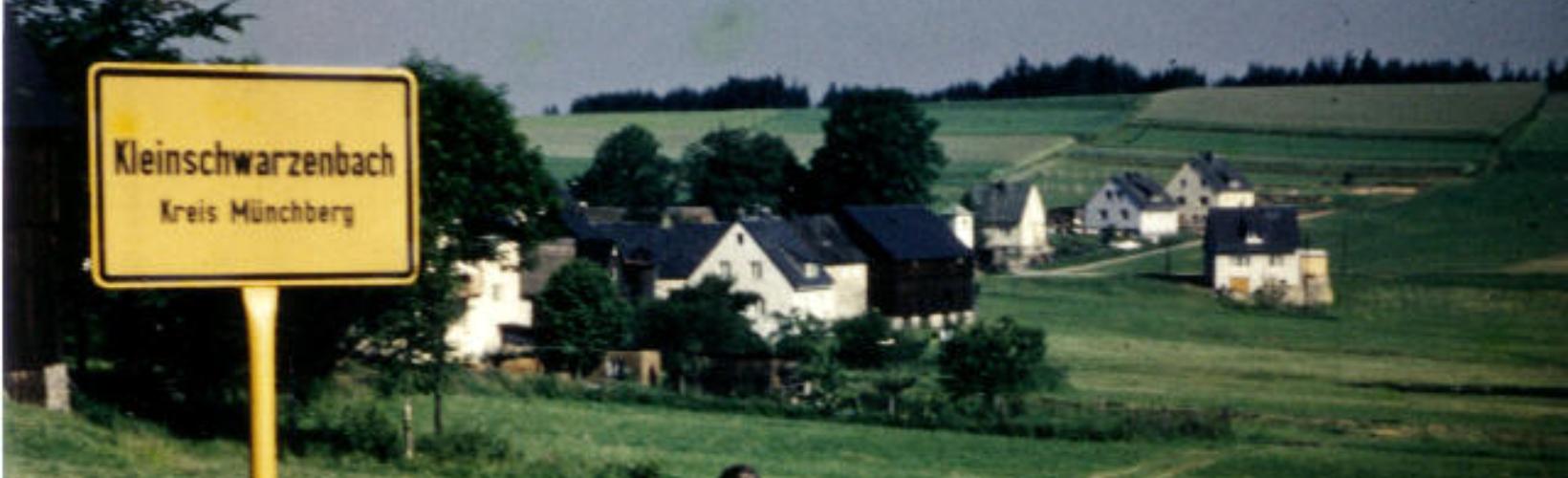 600 Jahre Kleinschwarzenbach
