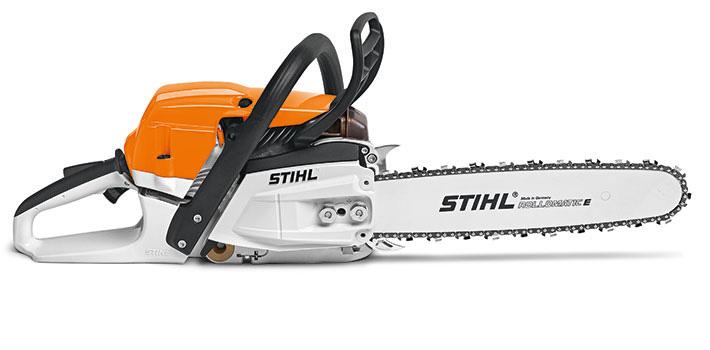 """Stihl MS 260: Seit """"Kyrill"""" gehört die Säge zu unserer Ausstattung"""