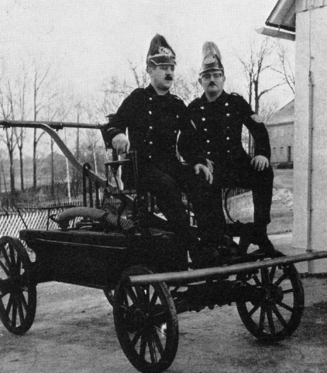 Feuerwehrkutsche: Die Kutsche ist noch im Besitz der FFW Kleinschwarzenbach