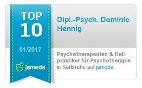 Sehr guter Psychologe in Karlsruhe