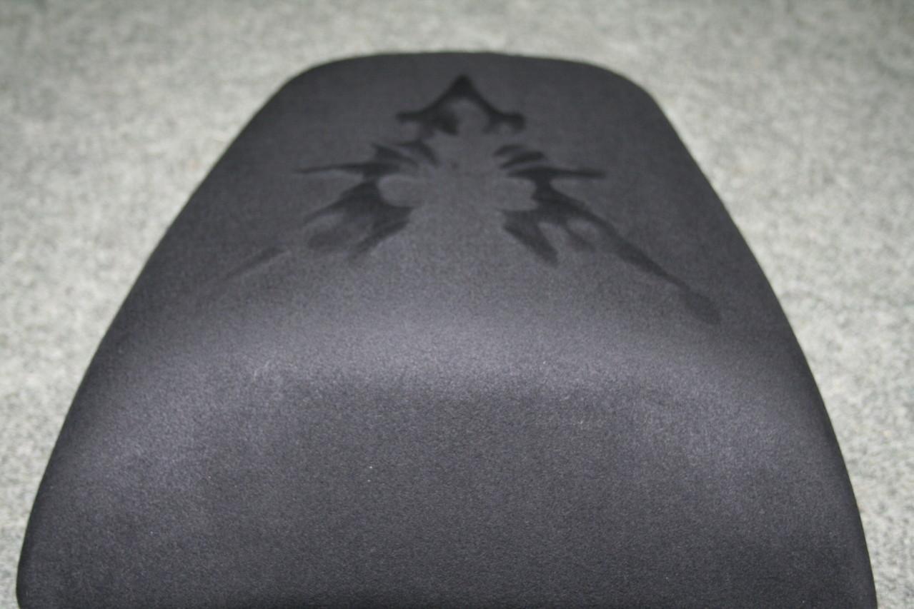 Honda Sitzbank mit unterlege Arbeiten und Microfaserbezug