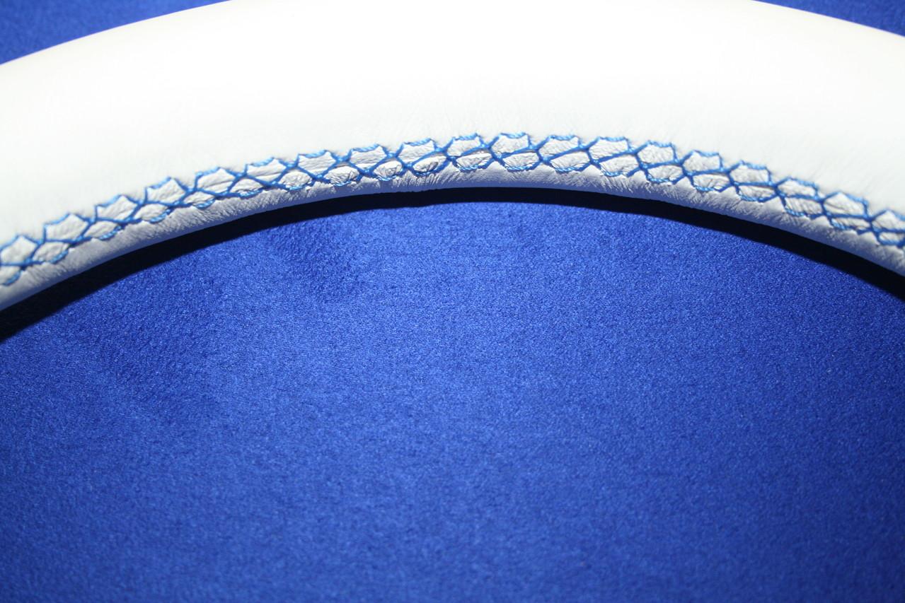Blue Pearl Opel Corsa Customlenkrad