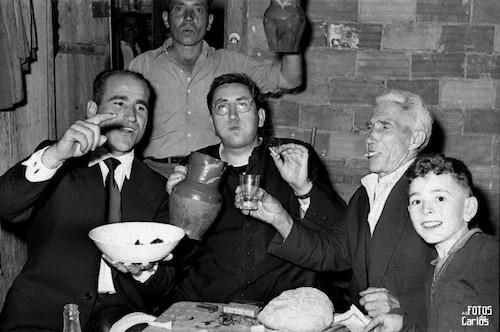 1958-Sobremesa 1-Carlos-Diaz-Gallego-asfotosdocarlos.com