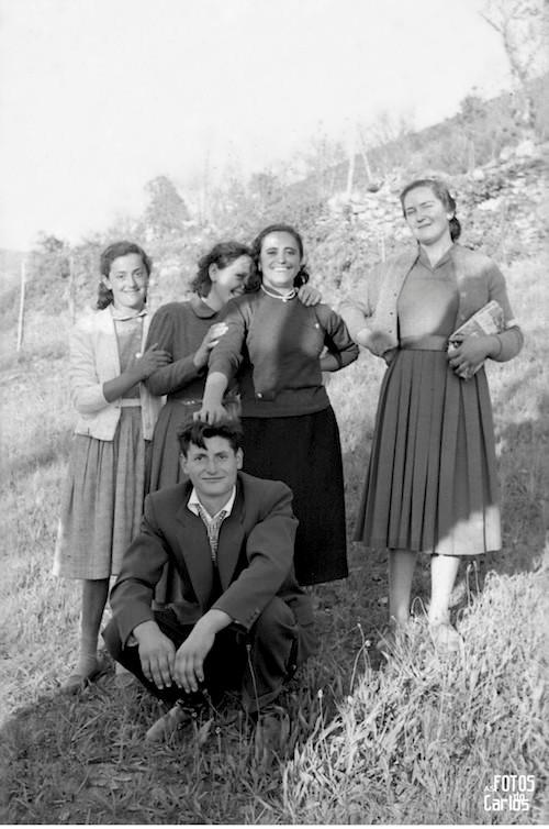 1958-grupo-bromeando-Carlos-Diaz-Gallego-asfotosdocarlos.com