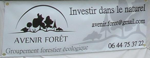 Le groupement forestier Avenir Forêt a tenu un stand toute la journée et a pu toucher une centaine de personnes.