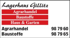 Lagerhaus Gillitz, Kirchweidach