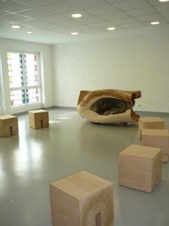 Kapellenraum - Krankenhaus Erbach
