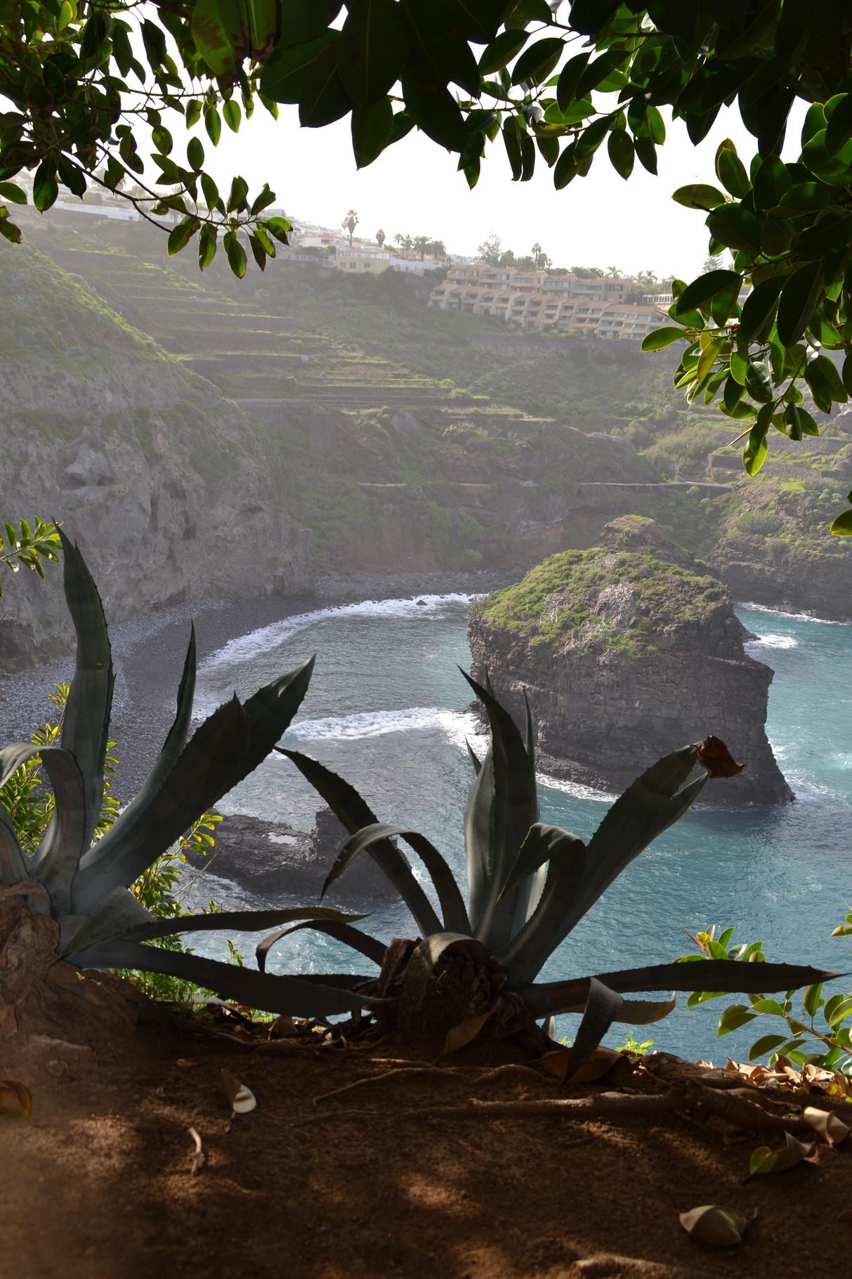 El Roque, Los Realejos.  Tenerife