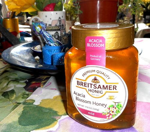 ドイツの生蜂蜜「ブライトザマーハニー」